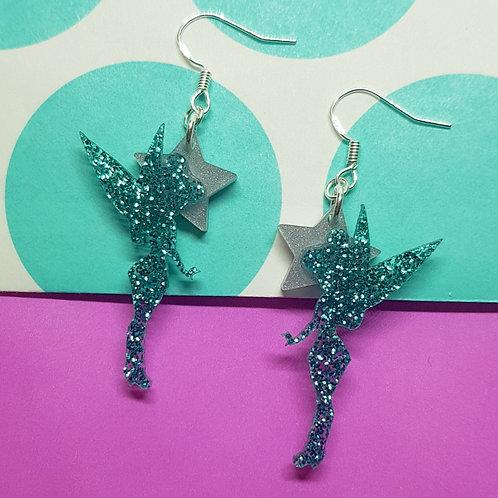 Tinkerbell Earrings