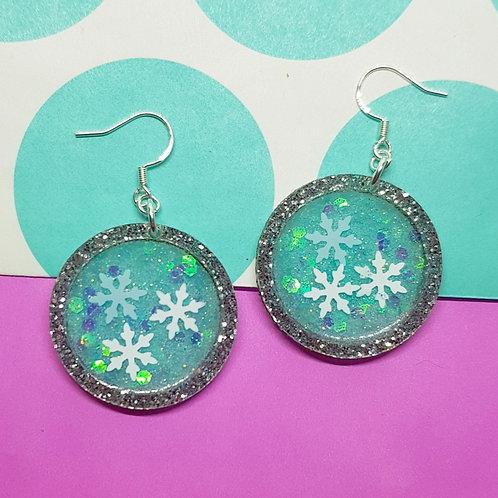Snow Queen Earrings