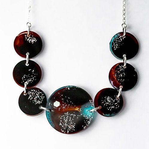 Intergalactic Multi Necklace