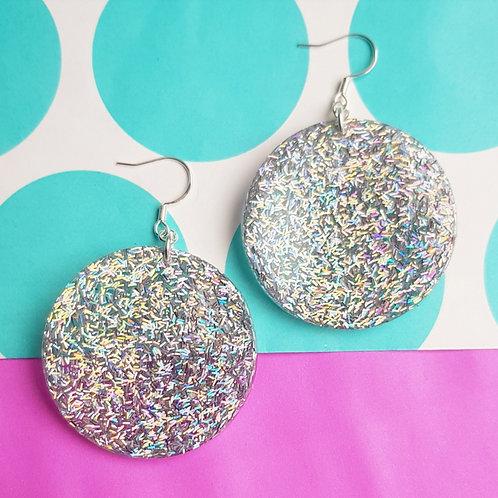 Tinsel Earrings