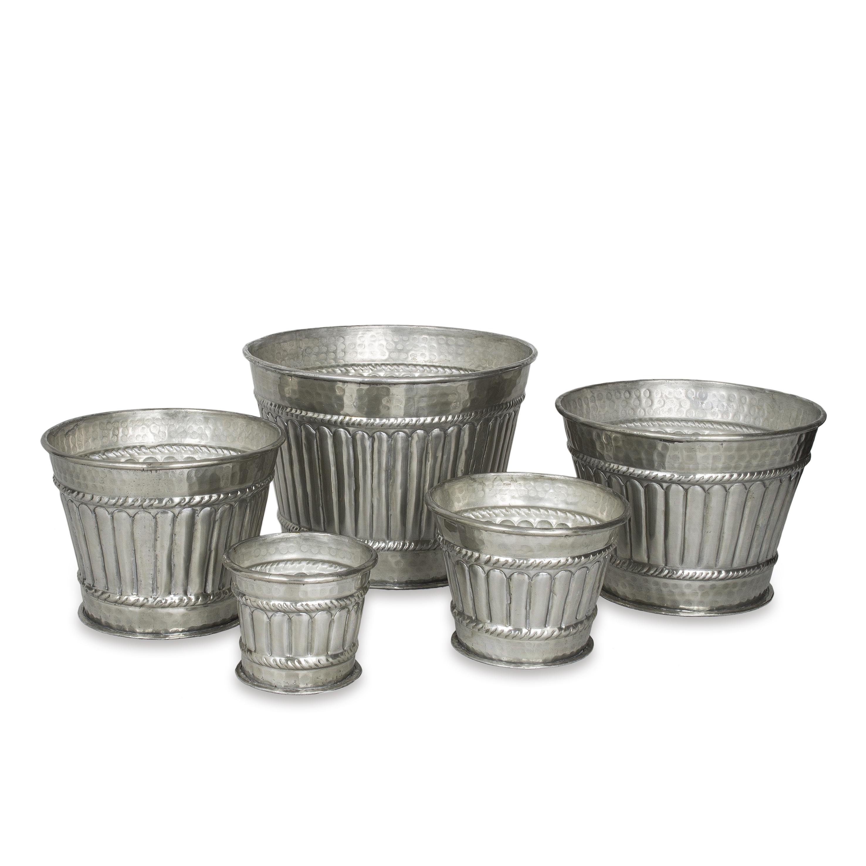 Vasos metal