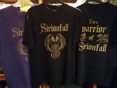 Sirionfall T-shirts.jpg