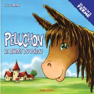 Peluchon, le baudet du Poitou