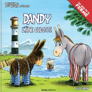 Dandy, l'âne culotte