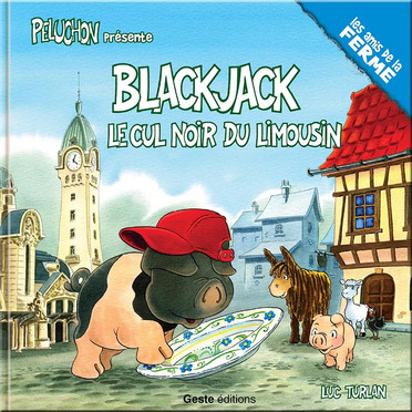BlackJack, le cul noir du limousin