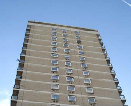 Social housing in Bermondsey