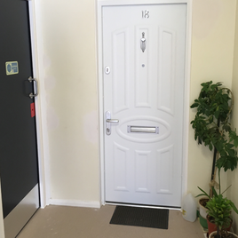 Case Study: Fire safety works at sheltered housing accommodation