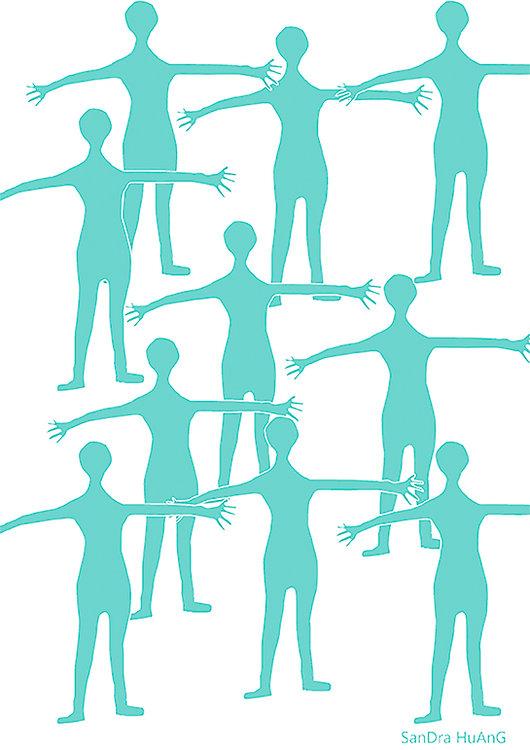 10 men,Sandra Huang,artist.jpg