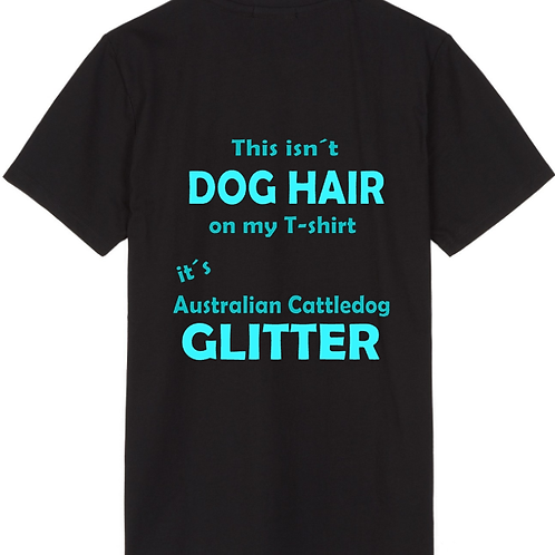 This isn't dog hair on my shirt...