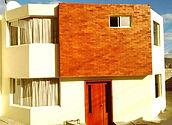 Acogedoras casas Mitad del Mundo