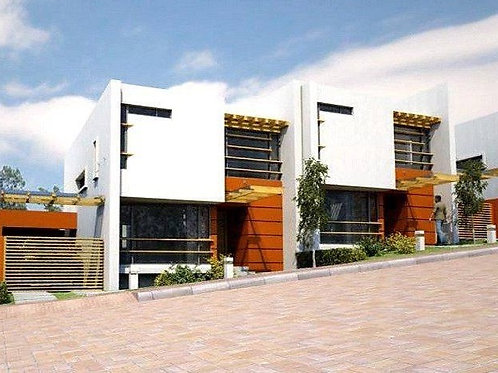 Hermosa Casa en San Juan de CUMBAYA con Piscina