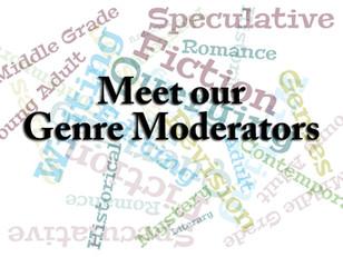 Meet our Mentors/ Genre Moderators
