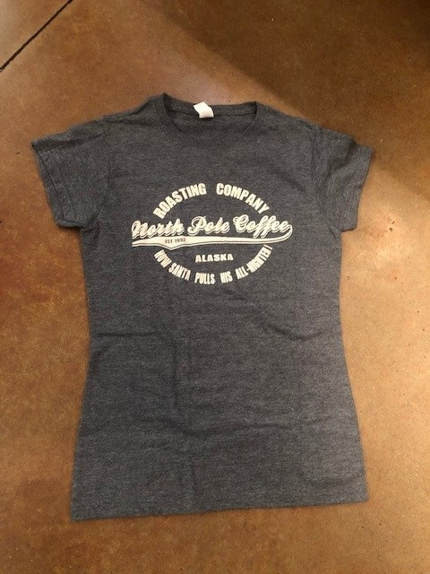 Ladies NPC Grey T-Shirt