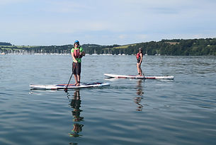 Falmouth River Watersports Mylor Yacht Harbour Paddleboard