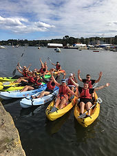 Kayak Tour, Falmouth River Watersports,
