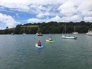 Falmouth River Watersports Kayak