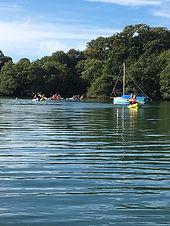 Kayak Tour, Falmouth River Watersports,