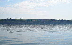 Falmouth River Watersports Carrick Roads paddleboard