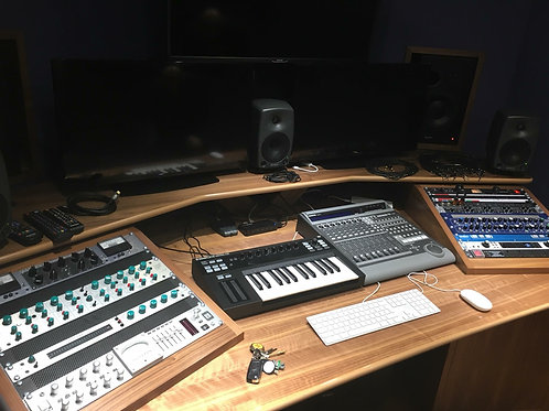 Composition, Mixing & Mastering