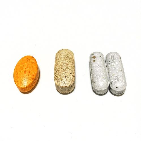 【ANS base Ⅱ-2】ビタミンB50、スーパーC、マルチミネラル(2粒)