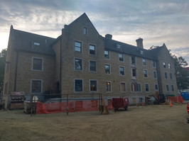 Andrews Hall Renovations 2019/2020