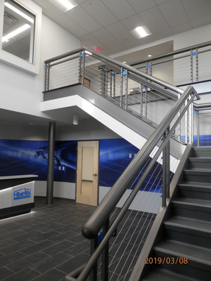 Seaman Corporation - Training Center & Mezzanine Expansion