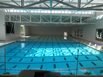 Wooster City Schools - 2018 Natatorium Renovation