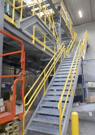 Budenheim USA - Powder Blending Facility