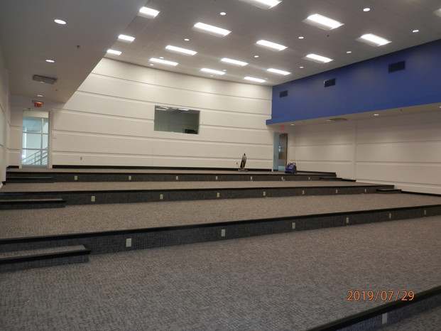 Wooster High School - 2019 Improvements