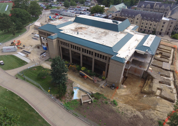 College of Wooster - Lowry Center Renovation