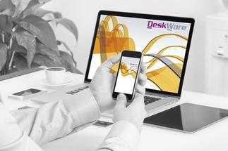 Deskware Software Startbild