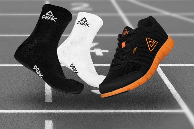 Peak Schuhe - Socken