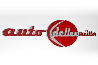 Autodellenmeister 3D Logo