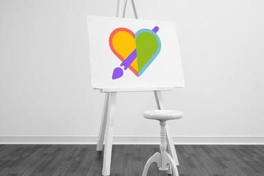 Kindermaltraum Logo