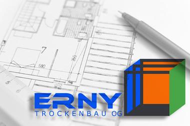 Erny-Trockenbau Logo