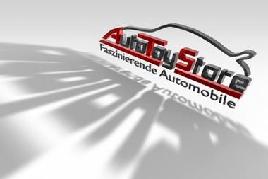 Auto Toy Store 3D Logo