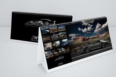 Auto Toy Store Kalender