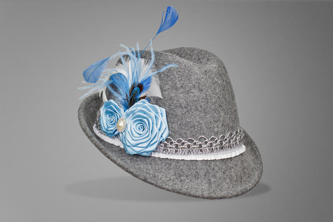 Trachtenmode Zubehör - Hut