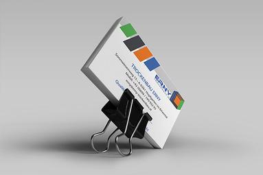 Erny-Trockenbau Visitenkarten