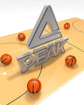 Peak 3D Logo