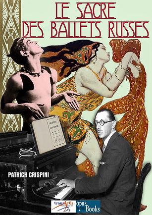 PC CONF SACRE DES BALLETS RUSSES Cover (
