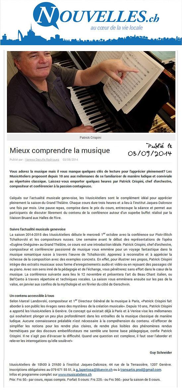 2014-09-03 NOUVELLES-CH MusicAteliers mi