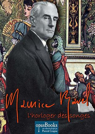 OPUSBOOKS Ravel Horloger des songes-cove