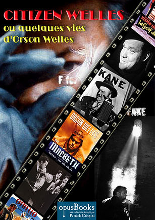 OPUSBOOKS Welles Citizen Welles-Cover (2