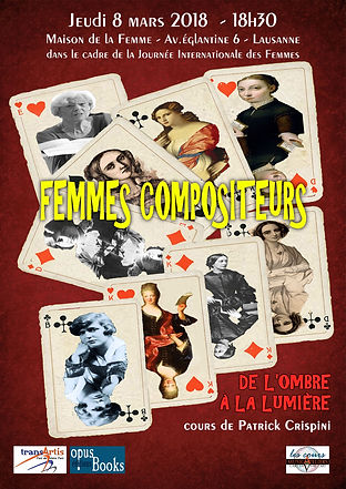 MUSICATELIERS LA 2017-2018 - 5-FEMMES CO