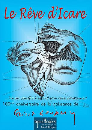 OPUSBOOKS_SAINT_EXUPERY_Rêve_dIcare-cove