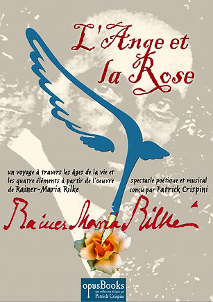 OPUSBOOKS Rilke Ange & la Rose-cover (1)
