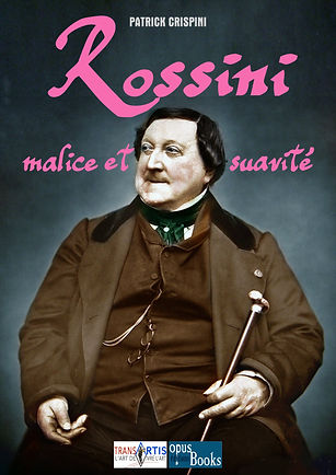 PC CONF ROSSINI Malice & suavité cover (