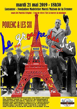 MUSICATELIERS LA 2018-2019 8-POULENC & S