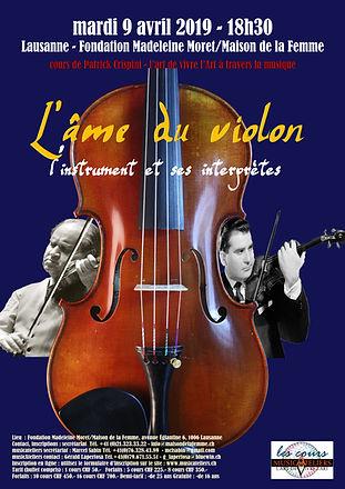 MUSICATELIERS LA 2018-2019 7-L'ÂME DU VI
